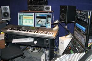 профессиональная студия звукозаписи